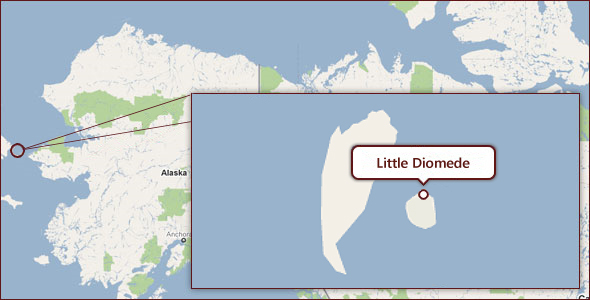 Little Diomede, Alaska | Maruskiya's of Nome Alaska Native Art on